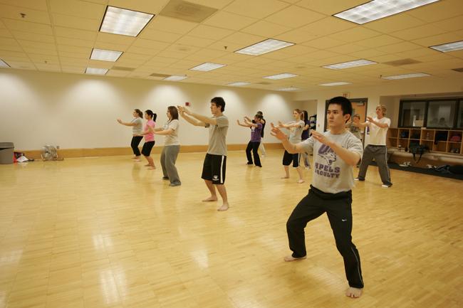 personal wellness class