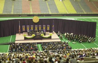 convocation in the dome